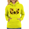 UGO & VITTORE GOLD COLLECTION Womens Hoodie