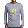 ΗUGooooiii !!! Hunnaannaaa Mens Long Sleeve T-Shirt