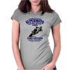 UK Supermoto Racing Team Womens Fitted T-Shirt