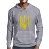 Ukrainian Ukraine Coat Of Arms Country Flag Mens Hoodie