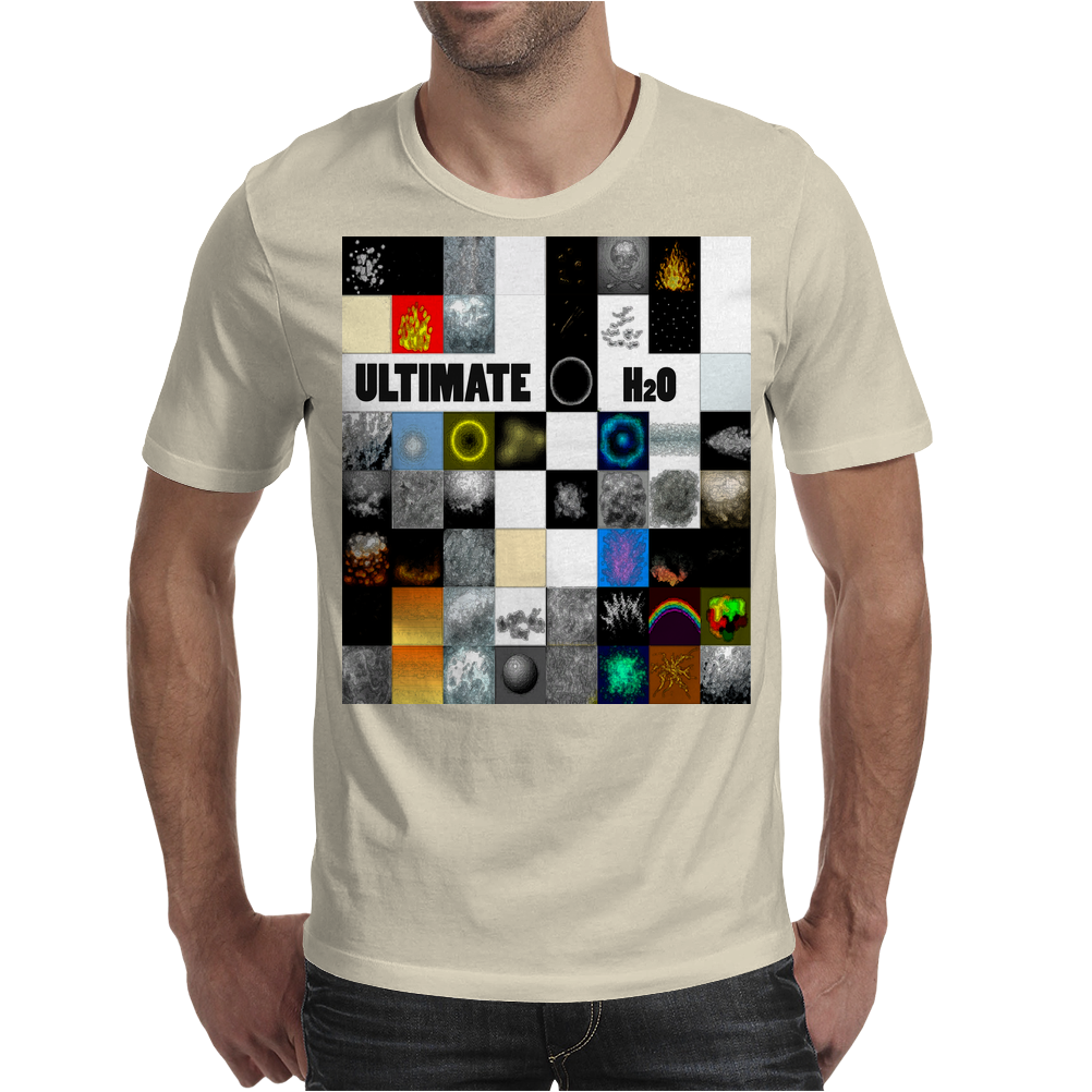 ultimate H2O Mens T-Shirt