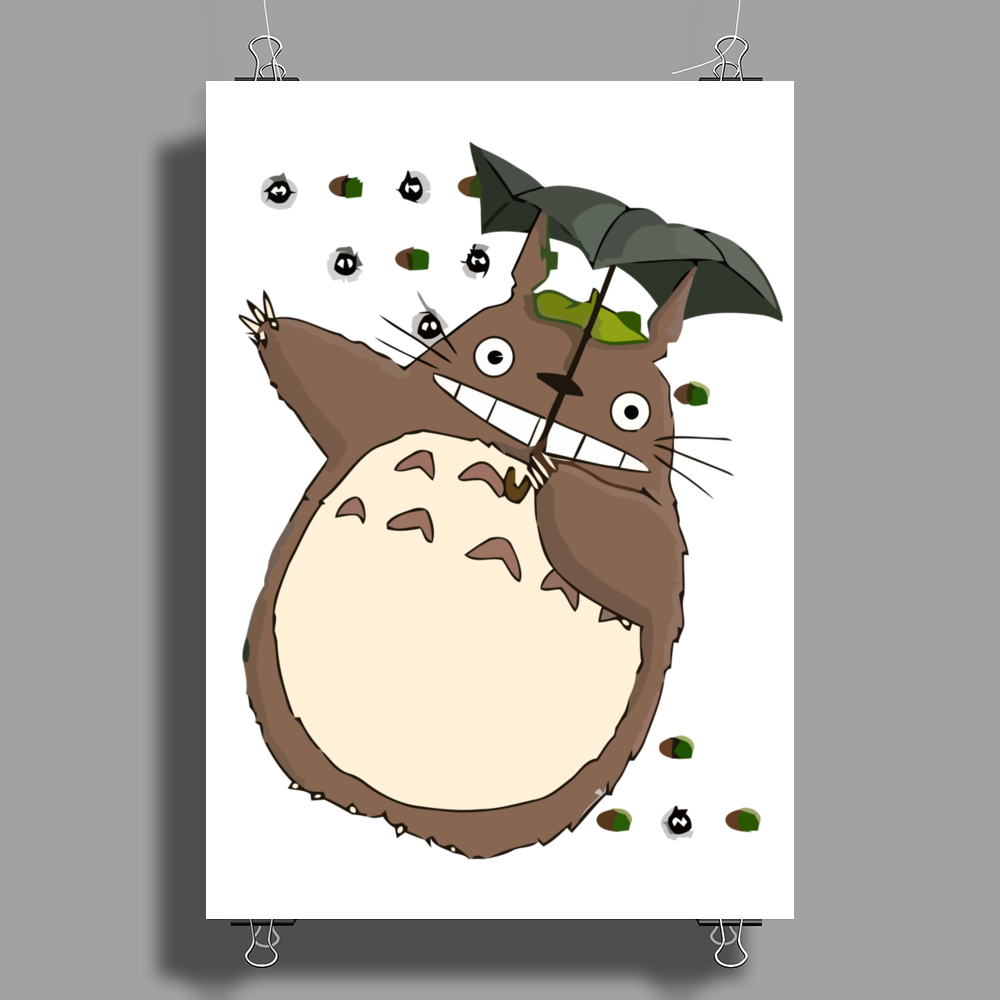 umbrella Poster Print (Portrait)