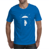Umbrella & Rain Mens T-Shirt