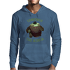 UNBENCH THE KENCH Mens Hoodie