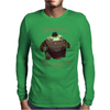 UNBENCH THE KENCH Mens Long Sleeve T-Shirt