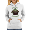 UNBENCH THE KENCH Womens Hoodie