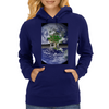 Unbuckled: You are Now Free To Move About The Planet Womens Hoodie