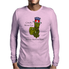 Uncle Sam Cthulhu Mens Long Sleeve T-Shirt