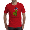 Uncle Sam Cthulhu Mens T-Shirt