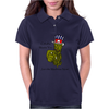 Uncle Sam Cthulhu Womens Polo