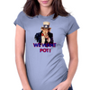 Uncle Sam  Womens Fitted T-Shirt