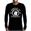 Uncle Si For President Mens Long Sleeve T-Shirt