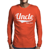 Uncle Since 2013 Mens Long Sleeve T-Shirt