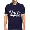 Uncle Since 2013 Mens Polo