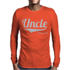 Uncle Since 2015 Mens Long Sleeve T-Shirt