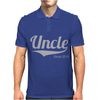 Uncle Since 2015 Mens Polo