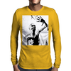 Undead illustration Mens Long Sleeve T-Shirt