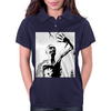 Undead illustration Womens Polo