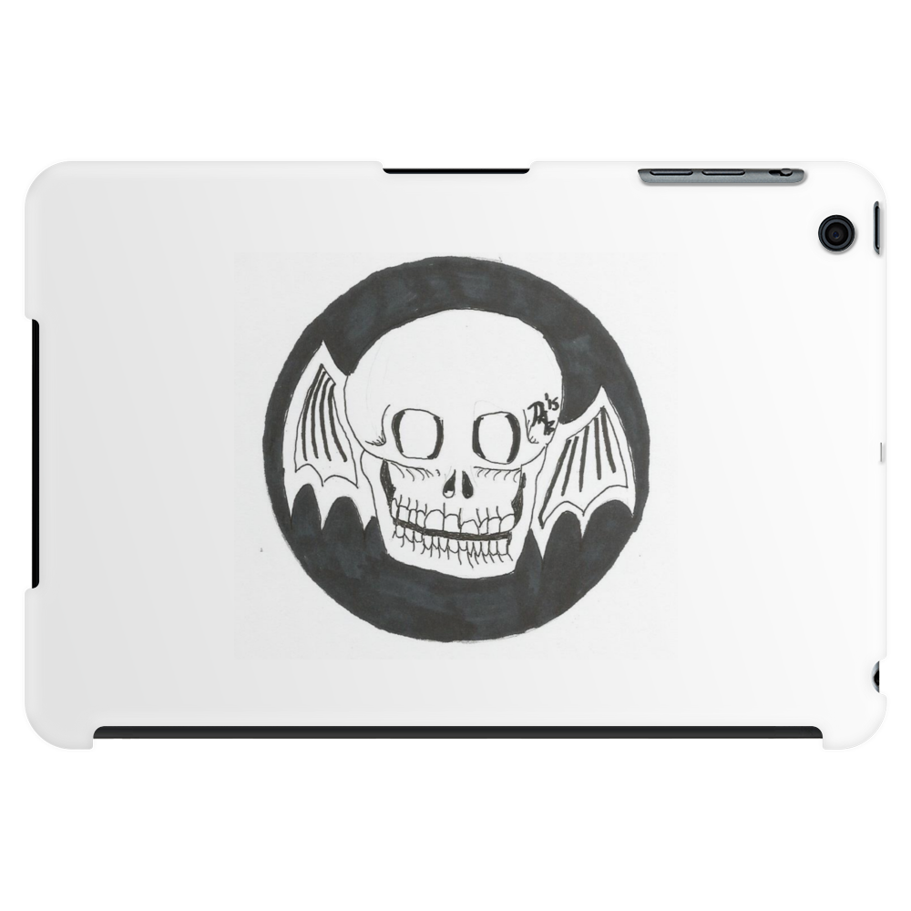 Undead with Wings Tablet (horizontal)