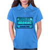 UNDEAD ZONE (BLUE) Womens Polo