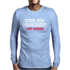 UNDER NEW MANAGEMENT, JUST MARRIED Mens Long Sleeve T-Shirt