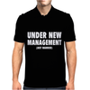 Under New Management Mens Polo