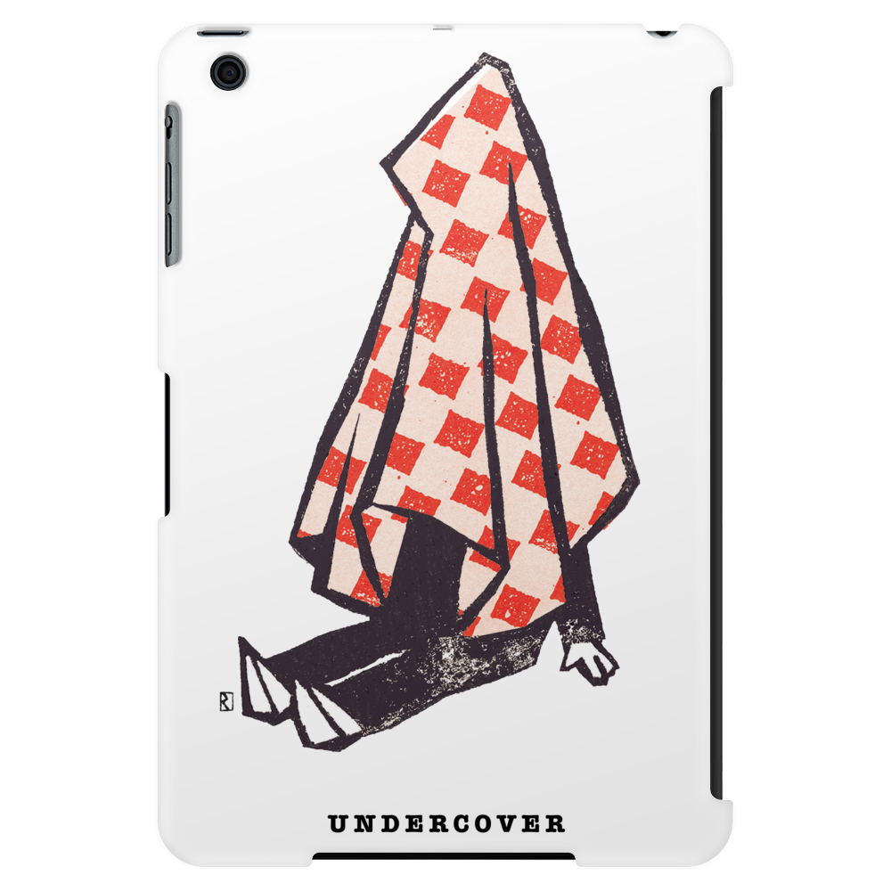 Undercover Tablet (vertical)