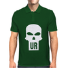 Underground Resistance UR Punisher Mens Polo