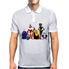 Undertale Cartoon Style Mens Polo