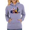 Undertale Cartoon Style Womens Hoodie