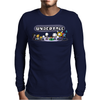 Undertale Cute Mens Long Sleeve T-Shirt
