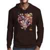 Undertale - determination Mens Hoodie
