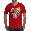Undertale - determination Mens T-Shirt
