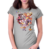 Undertale - determination Womens Fitted T-Shirt