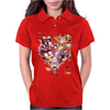 Undertale - determination Womens Polo