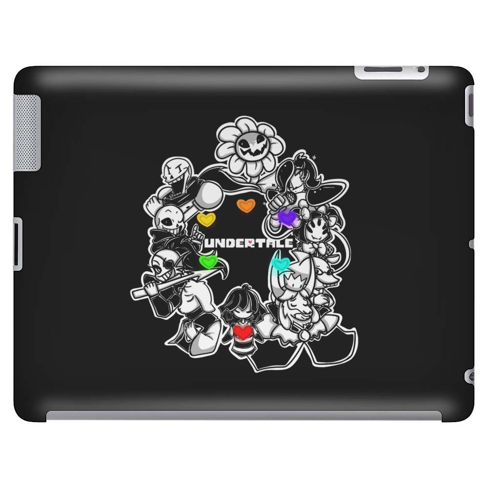 Undertale Friends Tablet