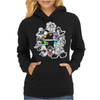 Undertale Friends Womens Hoodie