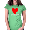 Undertale (Love) Womens Fitted T-Shirt