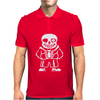 Undertale (Skull) Mens Polo