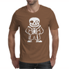 Undertale (Skull) Mens T-Shirt