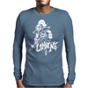 Undertale Undyne Mens Long Sleeve T-Shirt