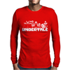 Undertale v2 Mens Long Sleeve T-Shirt