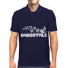 Undertale v2 Mens Polo
