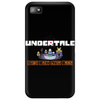 Undertale v3 Phone Case