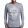 Undertale v5 Mens Long Sleeve T-Shirt
