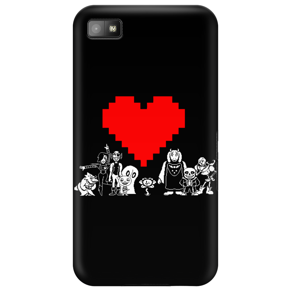 Undertale v6 Phone Case