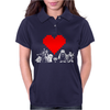 Undertale v6 Womens Polo