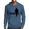 Undisputedly Fit Runner In black Mens Hoodie