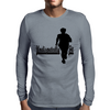 Undisputedly Fit Runner In black Mens Long Sleeve T-Shirt