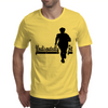Undisputedly Fit Runner In black Mens T-Shirt